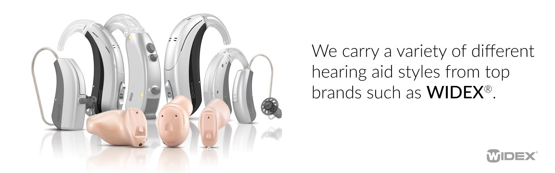 Widex Hearing Aid Paducah